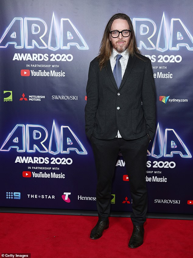 Lead role: Speaking to the publication, comedian Tim Minchin said he was proud the country was seen in such a positive light