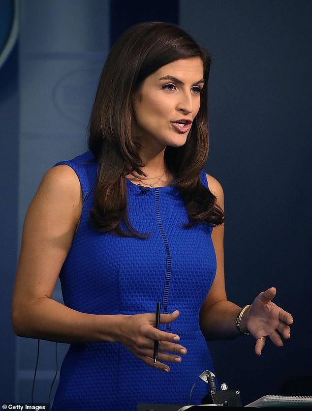 Kaitlan Collins, CNN White House correspondent, was working on Thanksgiving