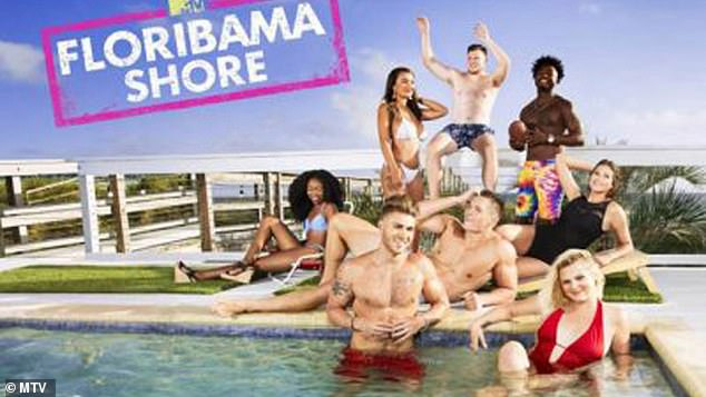 Shut down: Filming on the new season of MTV reality show Floribama Shore has been halted after a team member tested positive for COVID-19, Deadline.com reported Friday