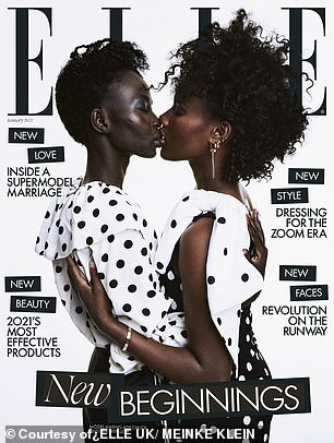 Interview:The January issue of ELLE UK is on sale from December 1