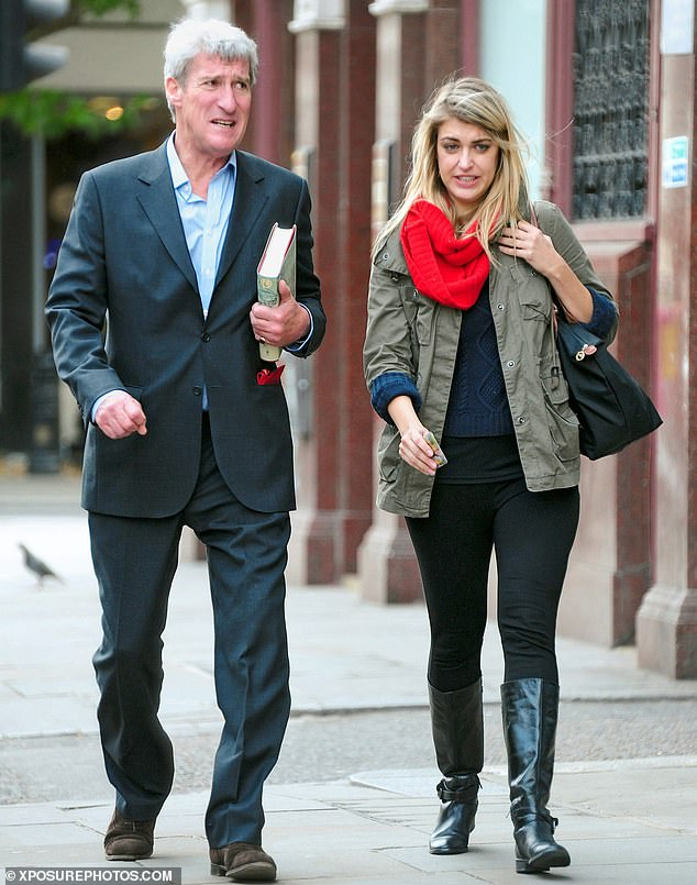 TALK OF THE TOWN: Jeremy Paxman makes a tidy £500,000 profit on his Notting Hill love nest