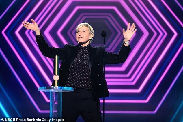 Winner: The controversy doesn't seem to have hurt the actress in the long run, as she came out triumphant at the E!  People's Choice Awards earlier this month;  seen on November 15