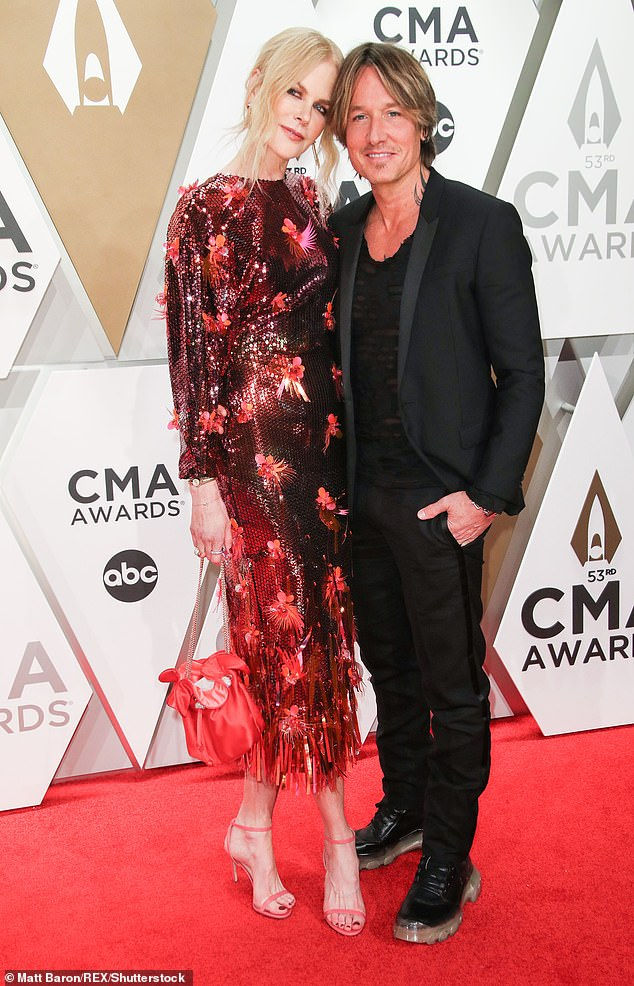 Nicole Kidman gets candid about the importance of 'trust' in her marriage and how her 'life would be over' if she distrusted husband Keith Urban