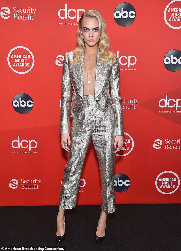 Breaking the rules? Cara recently faced accusations of breaking lockdown rules twice over the weekend, after allegedly attending Rita Ora's reported 30th birthday bash