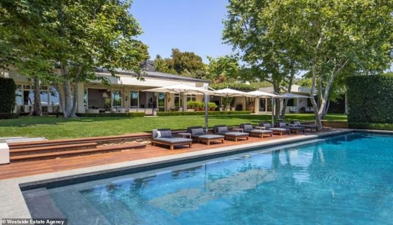 So much luxury:On Monday it was revealed the American Idol host has listed his expansive, indoor/outdoor dream home in Beverly Hills for a whopping $85M