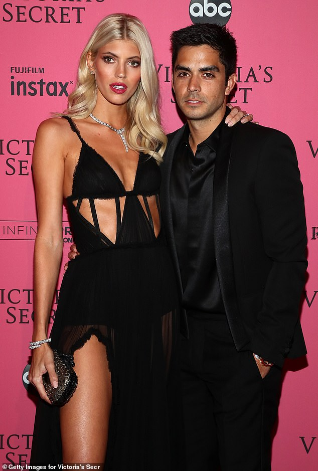 Matters of the Heart: Windsor and her husband Jonathan Barbara in 2018
