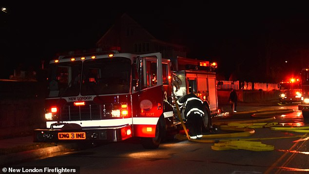 The fire broke out around 3:30 am on November 18 at a $1.3 million waterfront home in New London, Connecticut, where Hsieh, former CEO of the giant Zappos empire and his brother had been staying