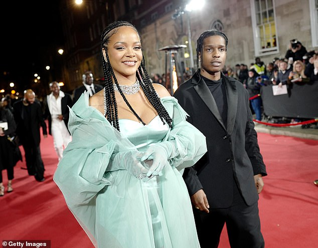 Starry Connection: Rihanna and A $ AP Rocky are dating.  The queen of pop and the rapper, both 32, are said to be at the start of a romantic relationship, a source told People on Monday.  They were broken up in London last year
