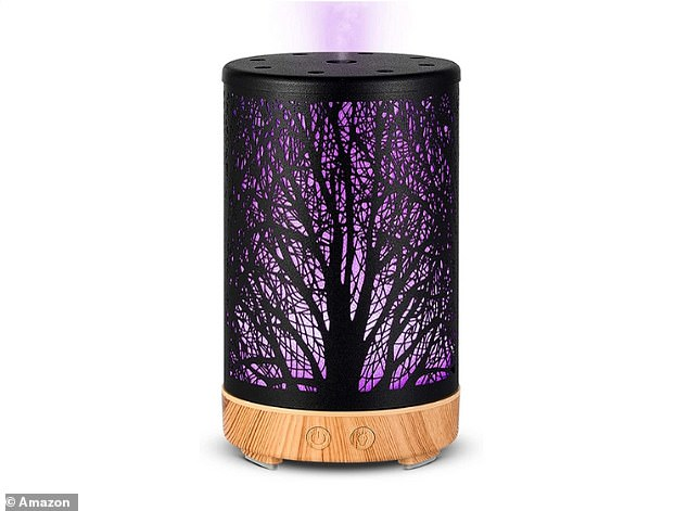 The STAJOY Ultrasonic Aromatherapy Diffuser is now on sale for £19.99 on Amazon