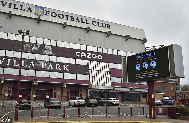 Travelling to Villa Park and staying overnight reportedly raised concerns in Newcastle's group