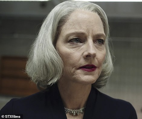 Jodie Foster stars as defense lawyer Nancy Hollander in newly released The Mauritianian trailer