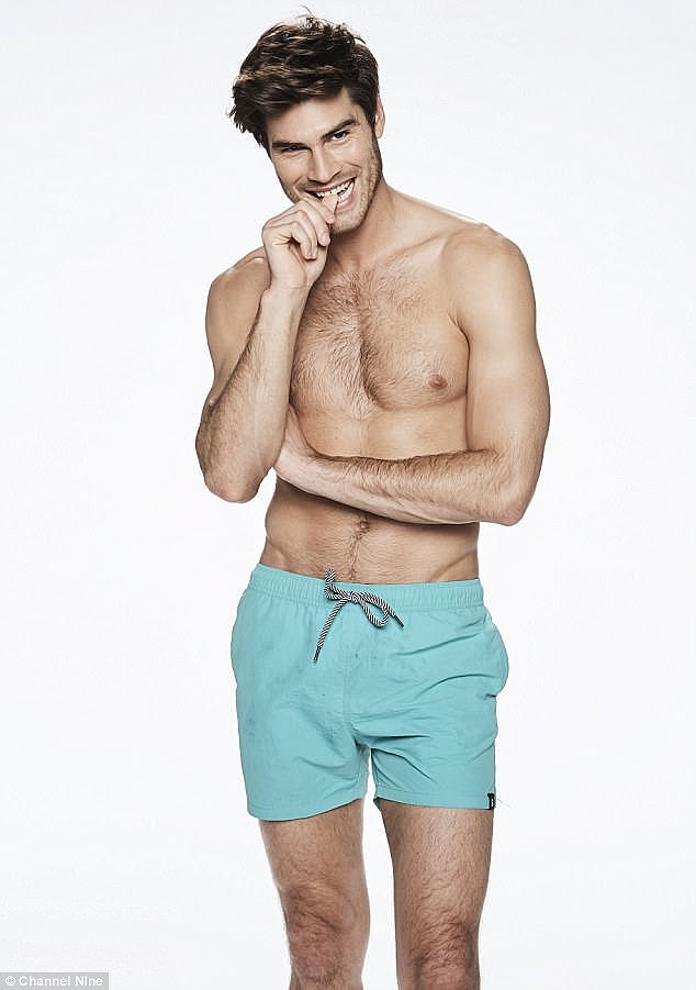 Revealed: A leading psychologist has revealed the one personality trait required in order to be cast on a reality TV show. Pictured: Love Island Australia star Justin Lacko