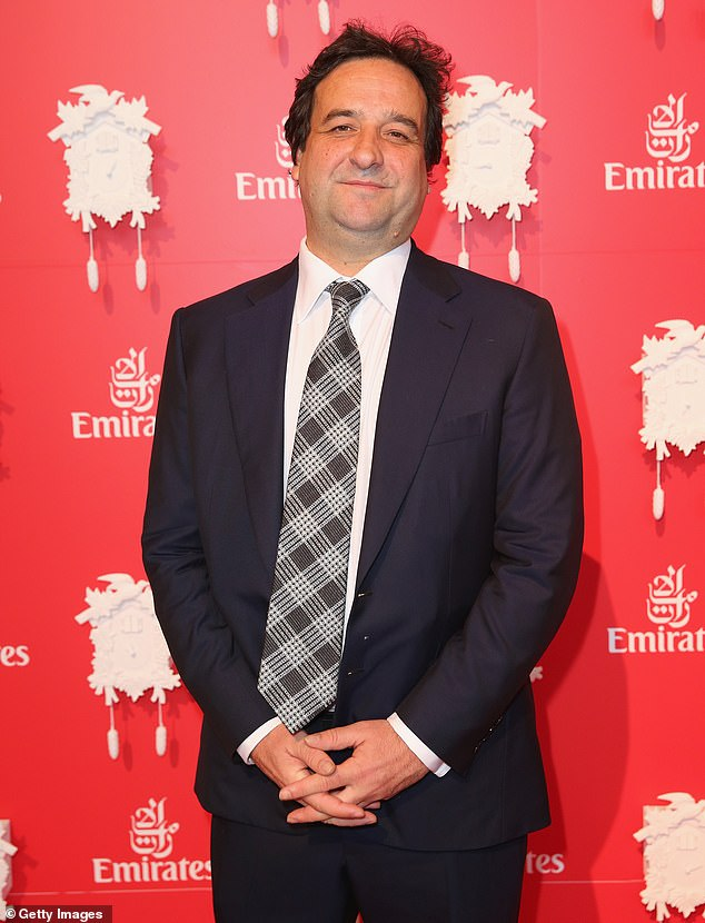 'I feel I owe them one': Mick Molloy (pictured) has revealed why he feels like he let Channel Nine downafter being sacked by the network TWICE