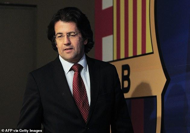 Presidential hopeful Toni Freixa said Neymar isn't even among the top 30 players in Europe
