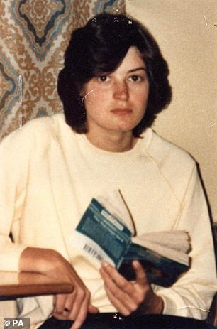 Wendy (pictured) was found dead in her bedsit on June 23, 1987, after being sexually assaulted, beaten and strangled