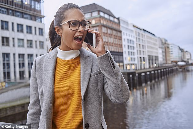 The message prompts the individual to press 'one' to speak with customer service in order to discuss the problem – and this is where the scamming begins. A robocaller is then connected and will attempt to extract a consumer's personal information, like their credit card number or account passwords