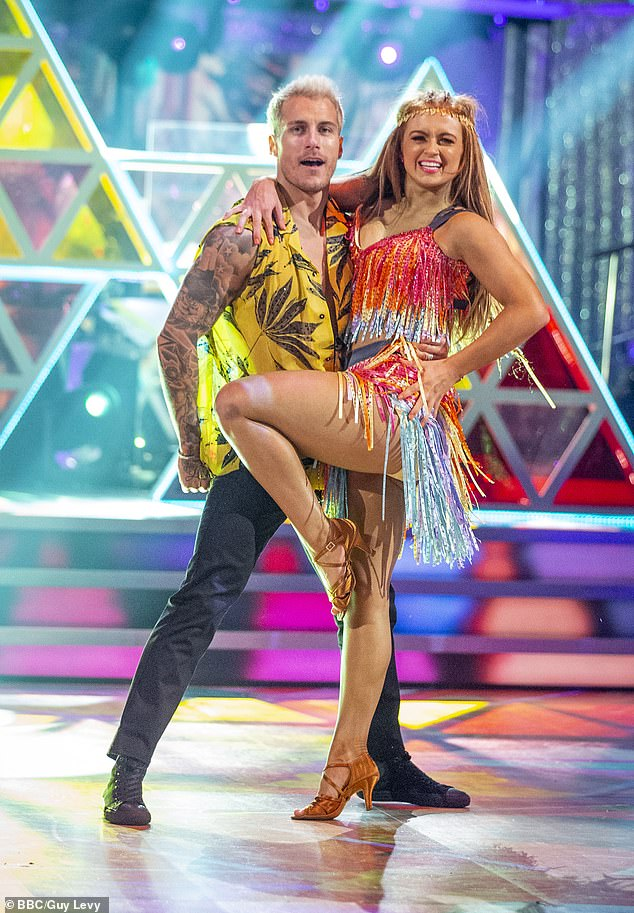 Strictly's Maisie Smith reveals show has 'really boosted' her confidence