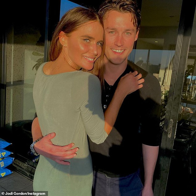 Jodi Gordon's friends are 'shocked' to hear about her AVO drama with boyfriend