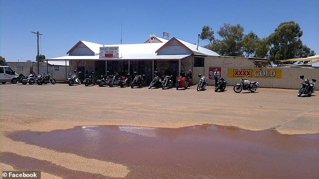 The Broad Arrow Tavern at Kanowna, (pictured) about 30km outside of Kalgoorlie, in regional Western Australia is on sale for $480,000