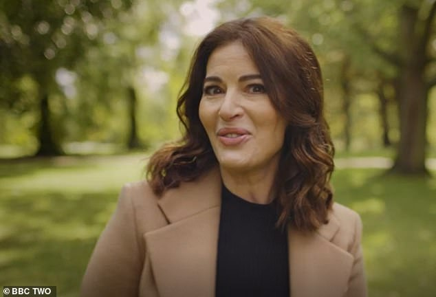 Nigella Lawson pokes fun at how she pronounces microwave by sharing fan-made IKEA collaboration