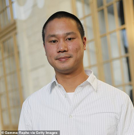 Zappos CEO Tony Hsieh went on M buying spree in Park City in the months before his death