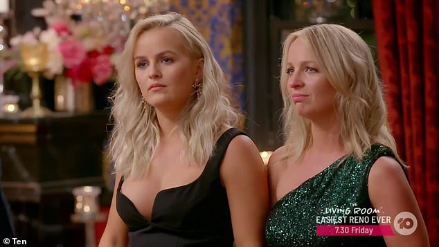 Revealed:The sad reason why The Bachelor's couple success rate is so much higher than that of the Bachelorette. Pictured: Bachelorette stars Elly (left) and Becky Miles (right)