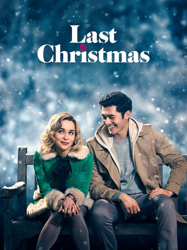 Last year: Henry was seen in three major releases, including the holiday-themed romantic comedy Last Christmas opposite Emilia Clarke