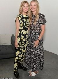 Gwyneth Paltrow was 'so starstruck' around Meg Ryan she 'couldn't even be myself'