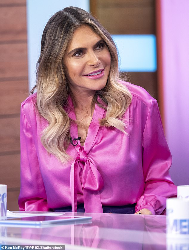 Ayda Field says this Christmas is the first time she'll be miles away from her mum