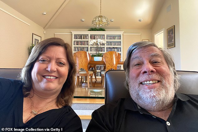 Steve Wozniak is repeating his claims that he and his wife, Janet, may have contracted COVID-19 during a trip to China in December