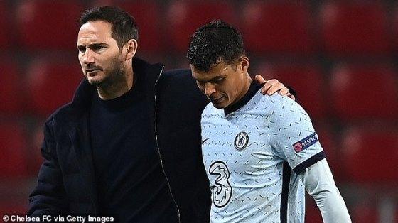 Thiago Silva iniciou um curso de coaching como preparação para se tornar um gerente