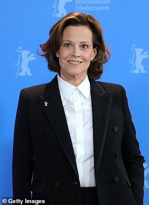 It's been over 41 years since Sigourney Weaver first rose to fame in Alien, and at 71-years of age, she looks better than ever. Pictured in 2020