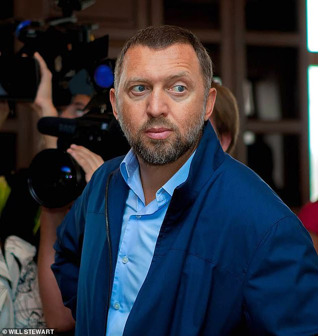 Russian aluminium tycoon Oleg Deripaska has stepped in to help Lykova build a new home to protect her from theminus 58F (-50C) cold expected this winter