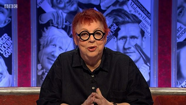 On November 27, Jo Brand, host of Have I Got News For You, introduced news reader and guest Charlene White as a woman who has interviewed a series of UK executives