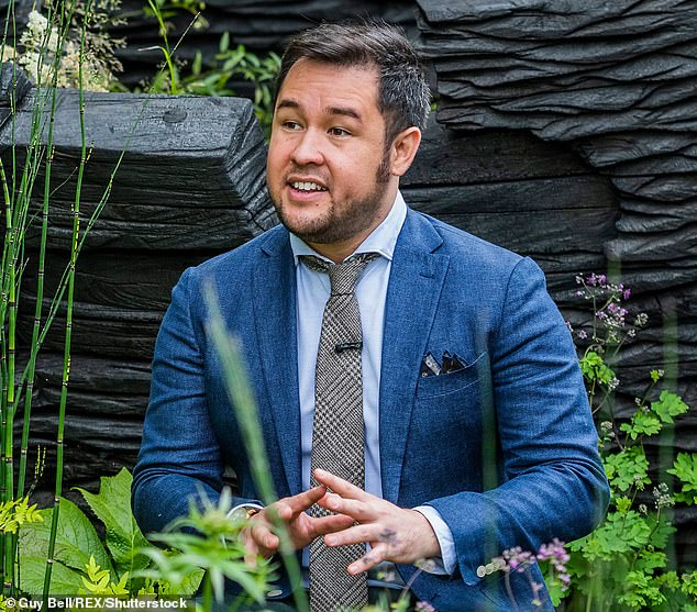BBC presenter James Wong under fire for claiming British gardening culture is 'racist' due to its use of terms like 'heritage' and 'native'