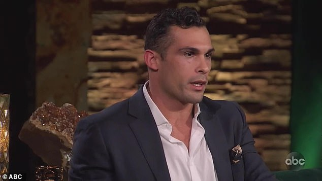 Red flags:Yosef told Chris he saw 'red flags' with Clare right away, and felt she'd humiliated her suitors