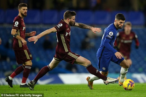 Christian Pulisic (right) will hope for an extended race without injuries in the Chelsea team