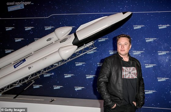 Billionaire Tesla founder Elon Musk, 49, announced last week that he had moved to the Lone Star State, months after criticizing California state officials for their strict coronavirus restrictions
