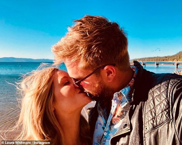 Love Island's Laura Whitmore and Iain Stirling 'secretly MARRY'