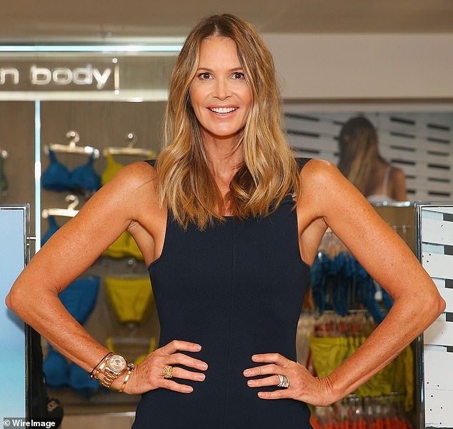 Elle Macpherson praises her BioCharger lamp after Pete Evans was fined for saying it cured covid