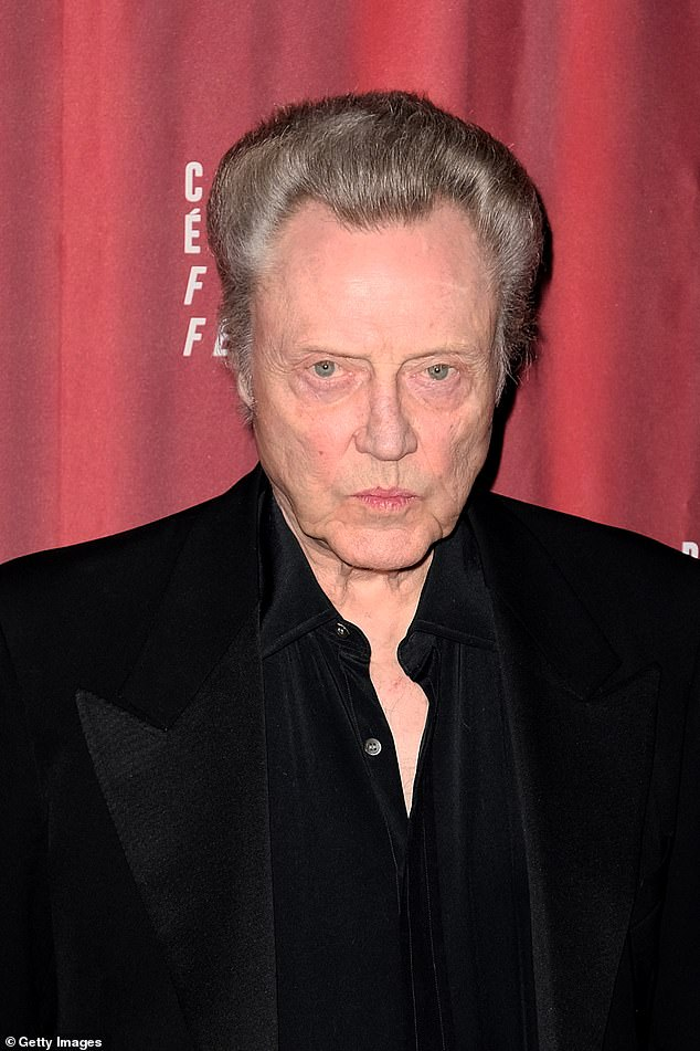 Ali's show:Walken explained that Ali once had a touring act, and he was working at a theater in Canada where Ali came through with his show