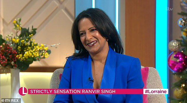 Ranvir Singh reflects on her Strictly semi-final exit and says it 'hurt' not to make the final