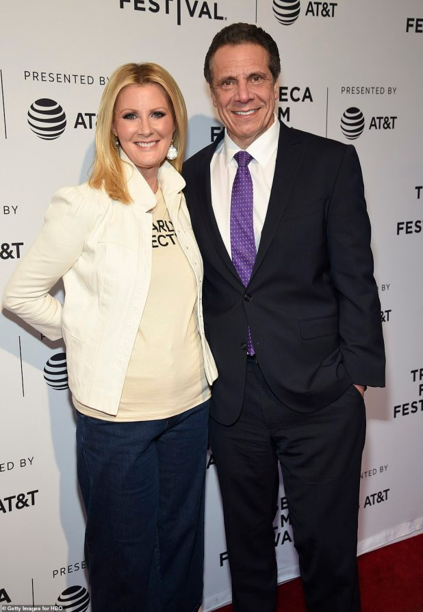Lee and Cuomo were together for 14 years before announcing their split in September 2019.