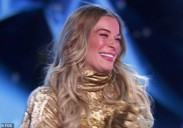Champ:It was a dramatic finale for The Masked Singer season four, which crowned LeAnn Rimes as the winner