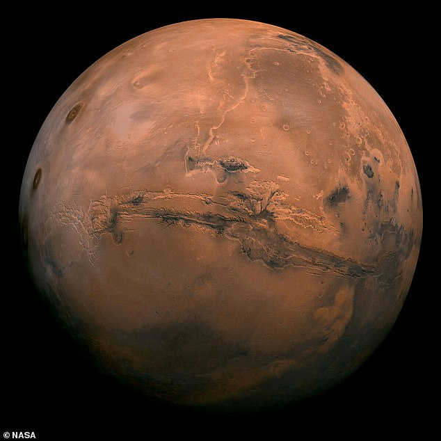China and the US are in a race to Mars - with both nations due to land a rover on the Red Planet this month, and plans for future missions already in development