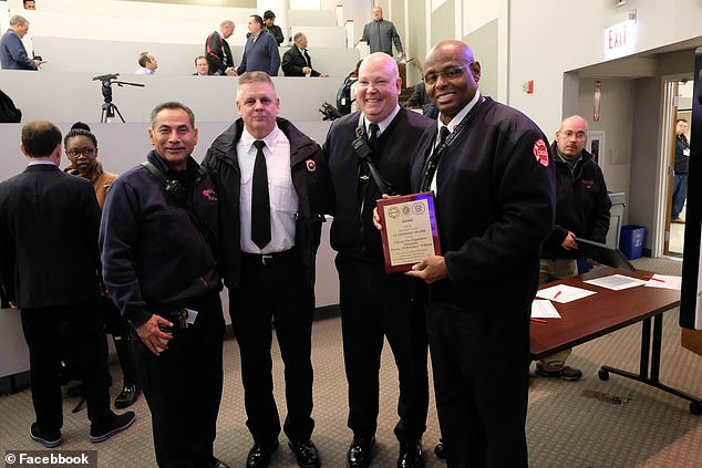 Williams was a beloved Chicago Fire Department lieutenant who retired about two years ago after joining in 1992, officials said