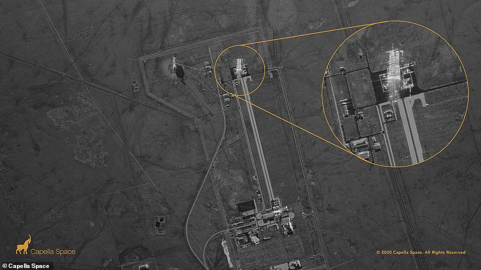 Capella says their innovation is a way to help people around the world utilize space to improve their businesses and lives monitoring everything from climate to crop fields and to better serve infrastructure, such as monitoring launch towers that sit at China's Jiuquan spaceport