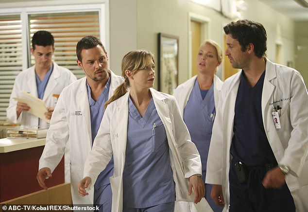 Longstanding success: Grey's Anatomy has been a mainstay on ABC since its inception in 2005