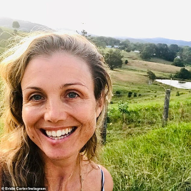 Speaking to Stellar Magazine the former McLeod's Daughters star said: 'I live on my farm and it's a very simple life. I talk to the women in the supermarket who I've known for 20 years'