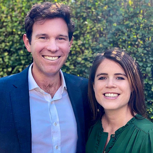 Eugenie and her husband, Jack Brooksbank, 34, currently live in the three-bedroom Ivy Cottage in the grounds of Kensington Palace.